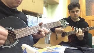 Хто є як Господь. Фанк. Урок на гітарі.