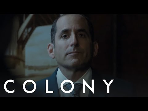 Season 2, Episode 10: 'Who's Shiftier: Snyder Or Bennett?'  Colony on USA Network