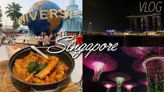 [VLOG] 싱가포르 여행 브이로그 2탄 | 유니버셜스…