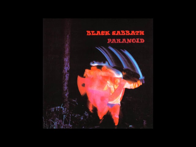 Black Sabbath - Fairies Wear Boots