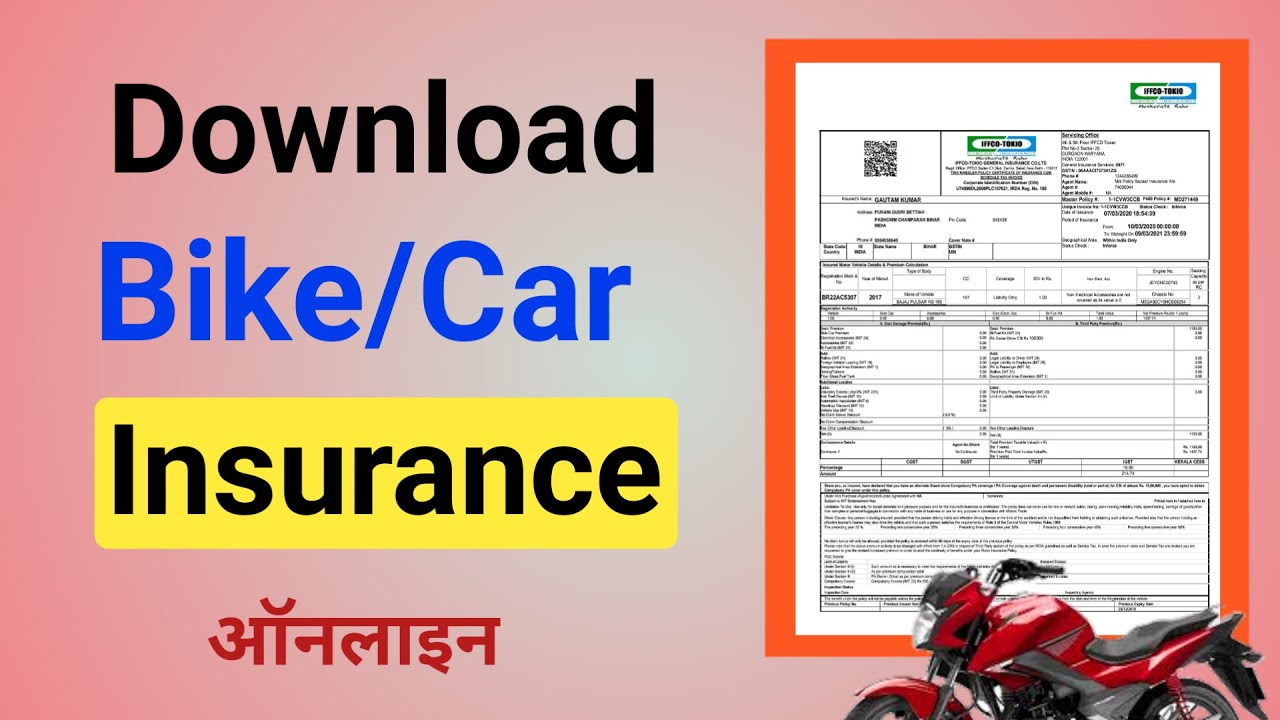 How to Download Insurance policy copy From PolicyBazaar ...