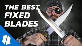 Our Bestselling Fixed Blade Knives | Knife Banter Ep. 36