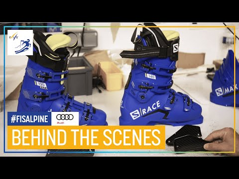 The Creation Of A World Cup Ski Boot | FIS Alpine