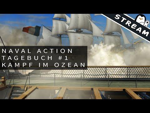 Naval Action #001 - Pirates als Open World Sandbox MMO *_* [Let's Play|Deutsch|German]