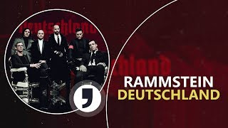 Rammstein – Deutschland: розбір кліпу, Кома