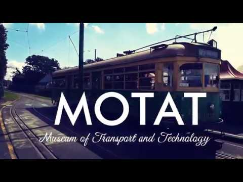 My Travelogue - MOTAT - Museum of Transport and Technology