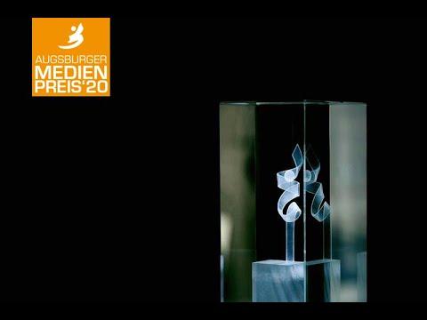 Preisverleihung des Augsburger Medienpreis 2020