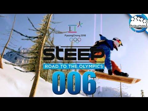STEEP ROAD TO THE OLYMPICS #6 - Meisterchallenge gefunden? - Let's Play Steep Road to the Olympics