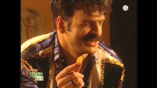 Was guckst du  Grichisches Essen HD