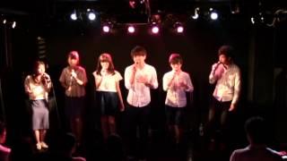 あかつな 7/13@渋谷RICK Crescent Party.
