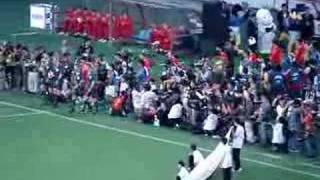 2007/6/1 KIRIN CUP JAPAN vs MONTENEGRO (2)