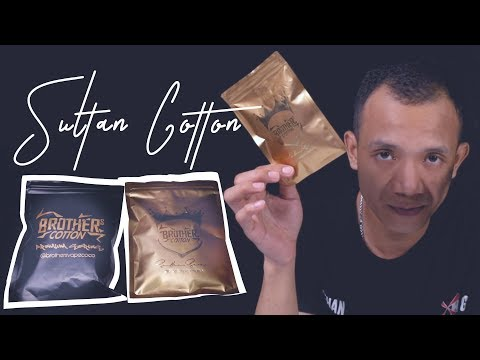 BROTHER COTTON SULTAN UNBOXING DAN REVIEW