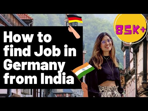 How to find Job in Germany(Guide for Indians or Non European)