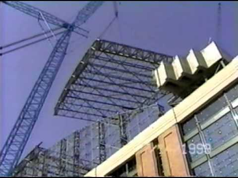 Big Blue crane collapse at Miller Park