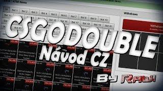 CSGODOUBLE - Návod na nejlepší využití