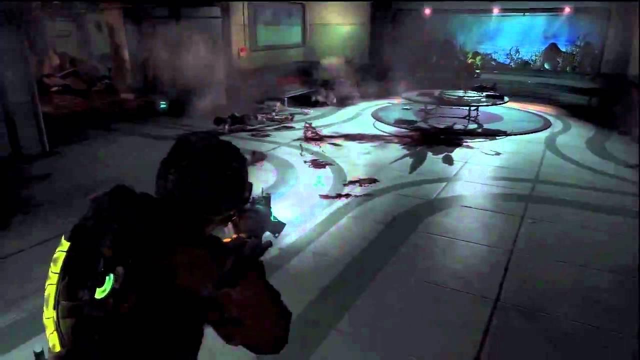 Dead Space 2 - Severed DLC Walkthrough: Chapter 2 - Part 2 ...