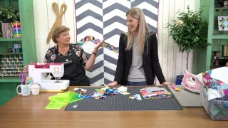 REPLAY:  Crumb Quilting with Jenny