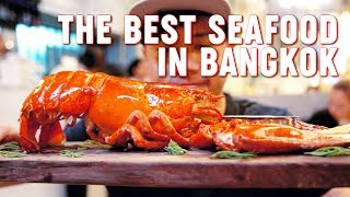 10 Best Seafood Restaurants in Bangkok Thailand