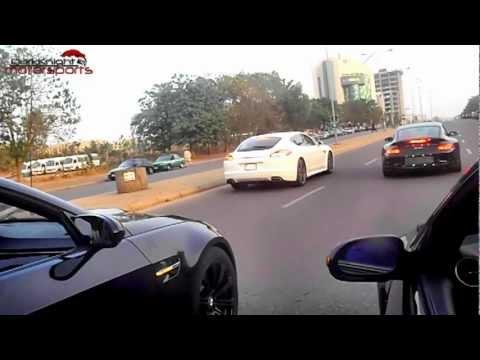 Porsche Panamera Turbo Vs Porsche 911 Turbo Vs Mercedes