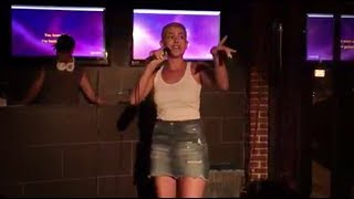 "Lisa Cimorelli singing ""Dangerous Woman""  by Ariana Grande"