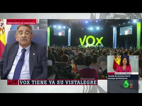 El análisis de Revilla sobre VOX