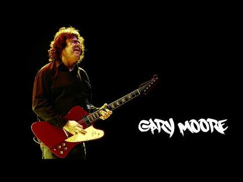 Gary Moore - All Your Love [Backing Track]