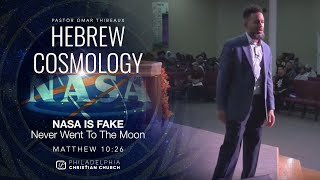 Hebrew Cosmology: NASA IS FAKE!!! (Never Went To The Moon).mp3
