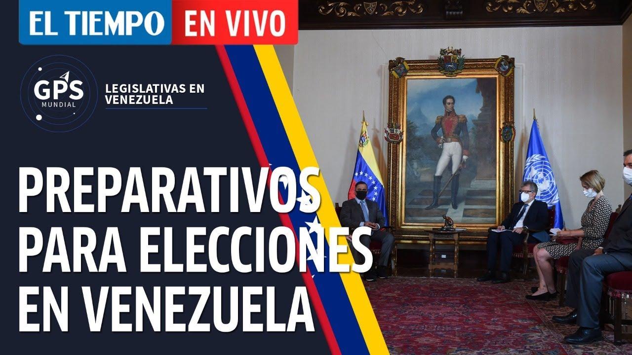 El Tiempo en vivo: ¿Cómo van los preparativos de las legislativas de diciembre en Venezuela?