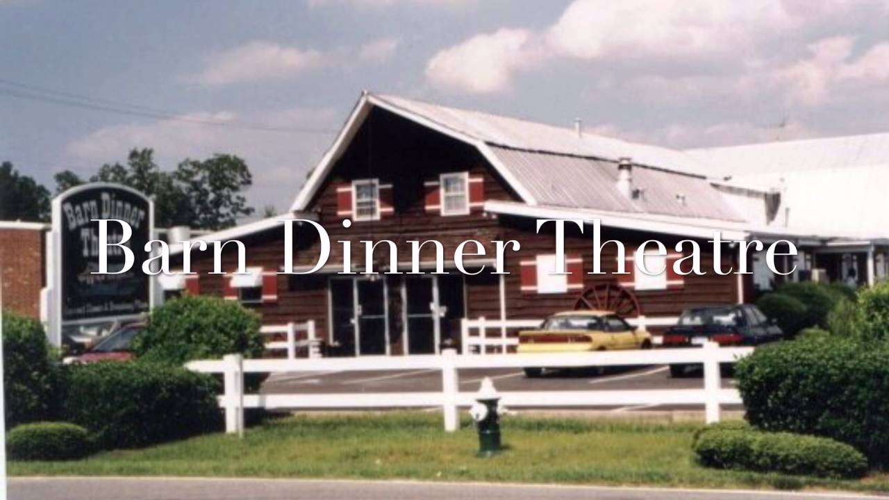Barn Dinner Theatre Promo (2016) - YouTube
