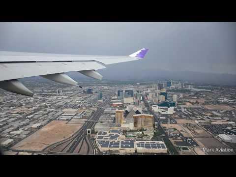 Hawaiian A330-200 N392HA | HA7 Las Vegas to Honolulu | Full Flight
