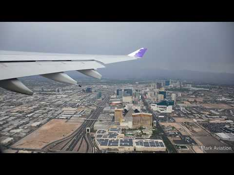 Hawaiian A330-200 N392HA | HA7 Las Vegas to Honolulu | Full Flight