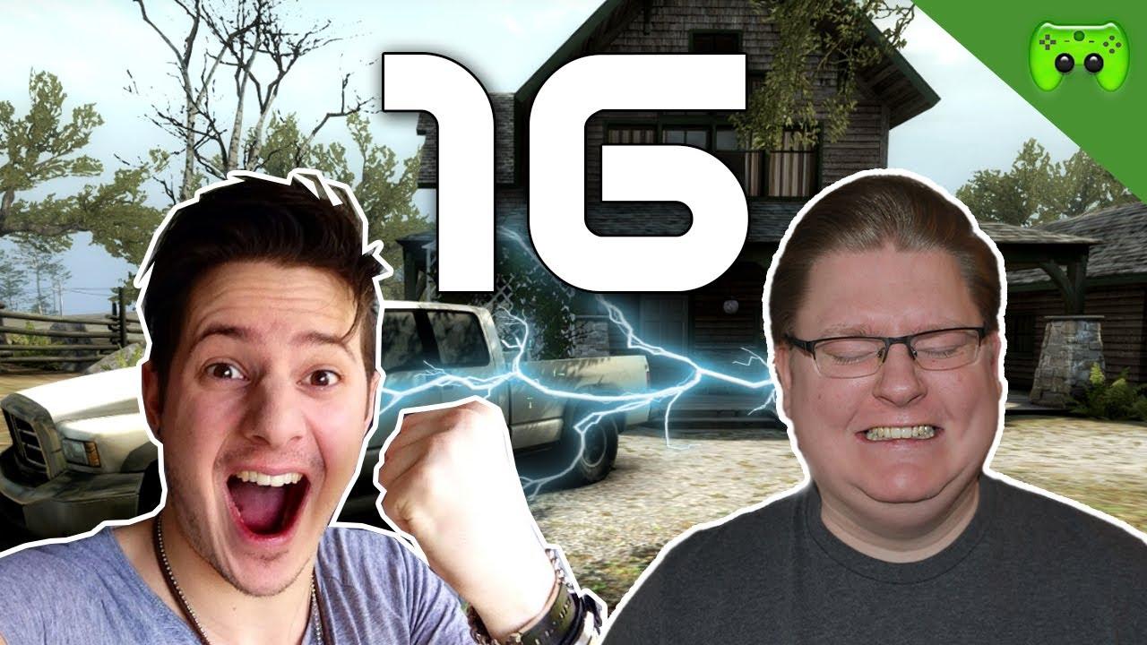 CHALLENGE STRIKE # 16 - Auf Messers Schneide «» Let's Play Counter Strike Go | HD