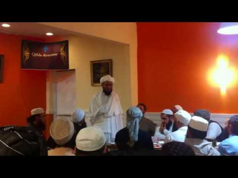 Qazi Fazl Ullah @ Falafel Corner English Bayan Video Fremont, California USA قاضی فضل اللہ