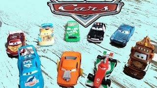 Coleccion de coches de Cars en Español Juguetes para Niños en Español