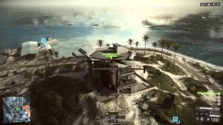 Battlefield 4 - Test Range - Stunts - PC - 1080P
