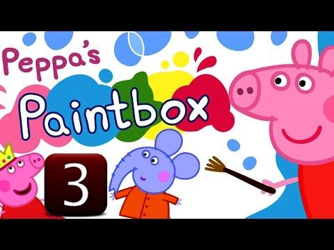 Resultado de imagen para Peppa Pig: Paintbox