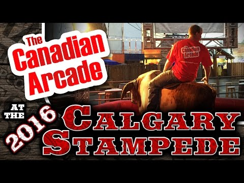 The 2016 Calgary Stampede