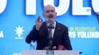 """Bakan Soylu: """"Bütün Dünya Bir Araya Gelse de PYD'yi de PKK'yı Koruyamayacak"""""""