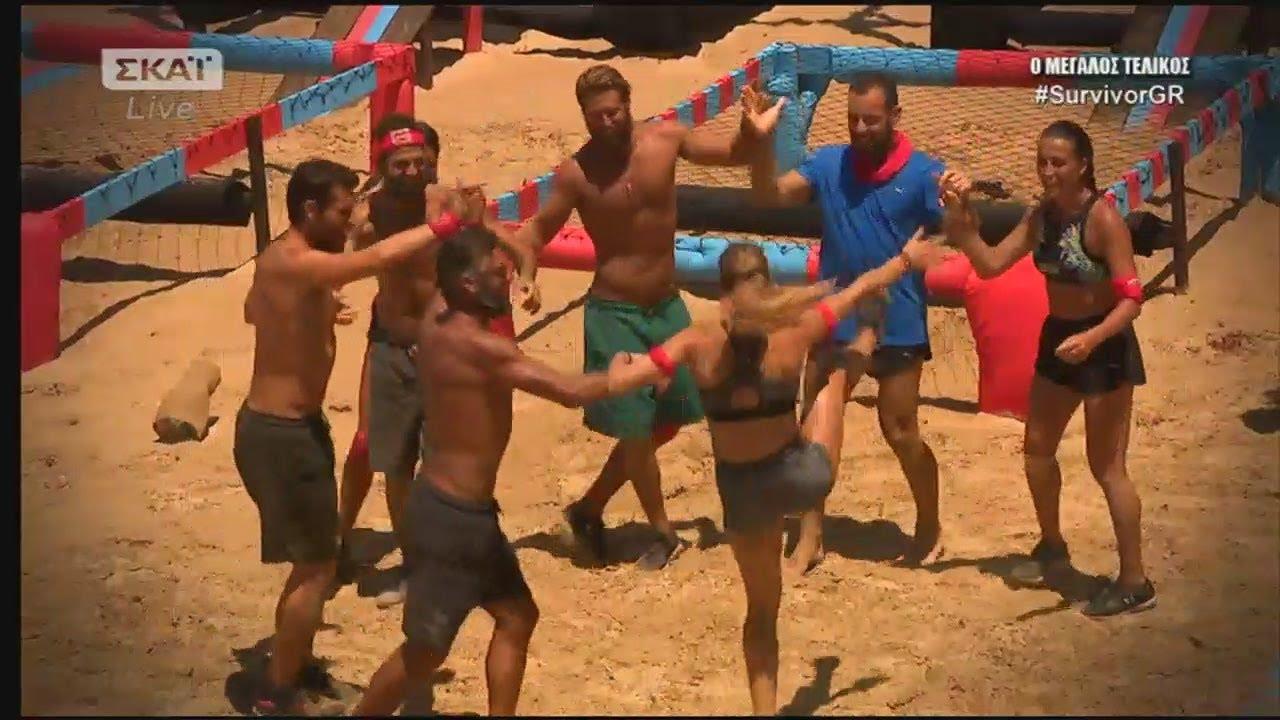 Survivor   Οι αστείες στιγμές των αγωνισμάτων   13/07/2018