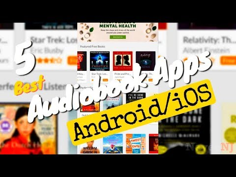 5 Best Audiobook Apps For Android/iOS