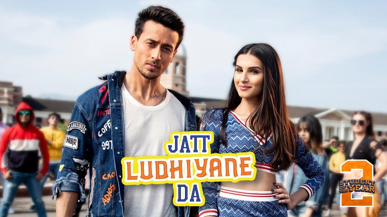 Jatt Ludhiyane Da - SOTY2 | Tiger Shroff, Tara & Ananya | Vishal & Shekhar  | Payal Dev