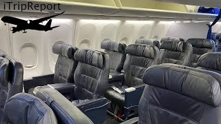 United 737-900ER First Class Trip Report