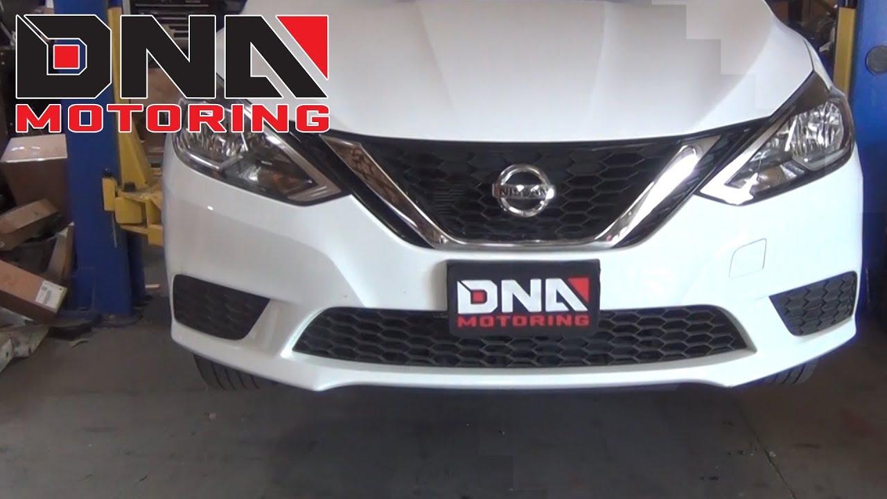 How to Install 16-18 Nissan Sentra Fog Light Nissan Fog Lights Wiring Diagram on