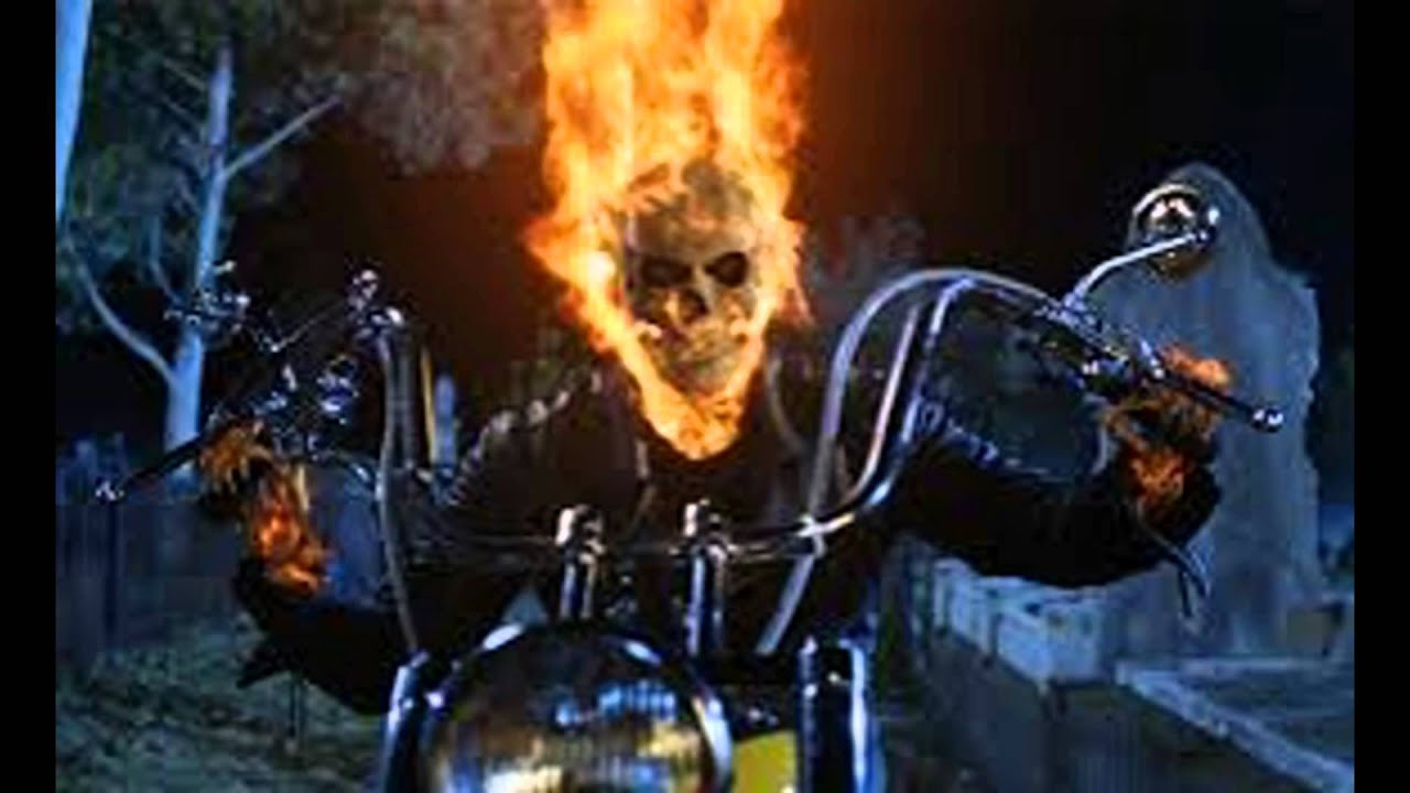 ghost rider picture montage - youtube