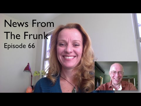 Chelsea Sexton talks Tesla - It's News From the Frunk Episode 66!
