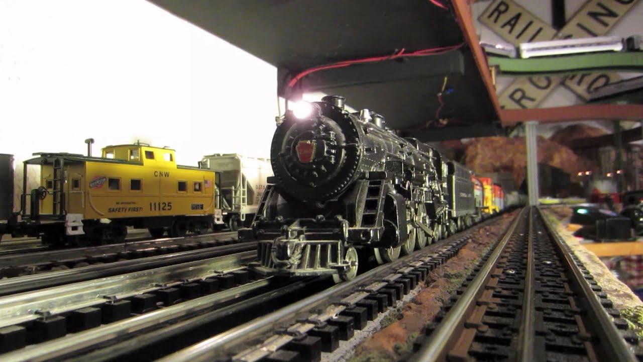 Lionel Postwar Steam Engine - Hd