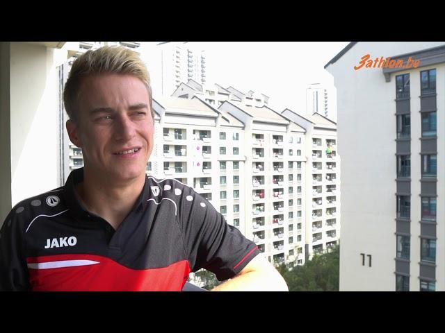 Marten Van Riel klaar om voor goud te gaan op Militaire Wereldspelen