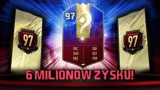 JA PITOLE! PONAD 6 MILIONÓW ZYSKU! NAGRODY za TOP 100 w FUT CHAMPIONS! FIFA 19 Ultimate Team