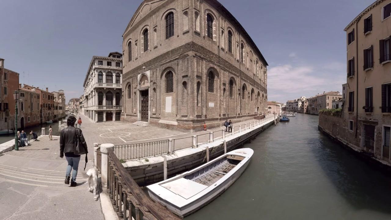 360 video: Scuola Grande Della Misericordia, Venice, Italy - YouTube