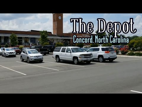Concord NC: The Depot!! Awesome collectibles and antiques!
